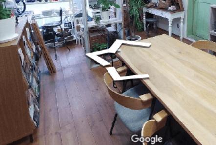 【事例追加】Googleストリートビュー(インドアビュー)/新潟市西区の工務店様