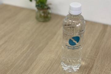 新潟経営大学様 オリジナルウォーターボトルの制作