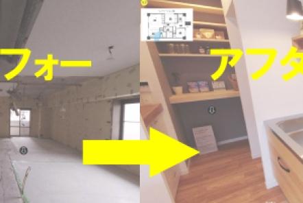 【VR展示場】中古住宅+リノベーションに関する当社サービス