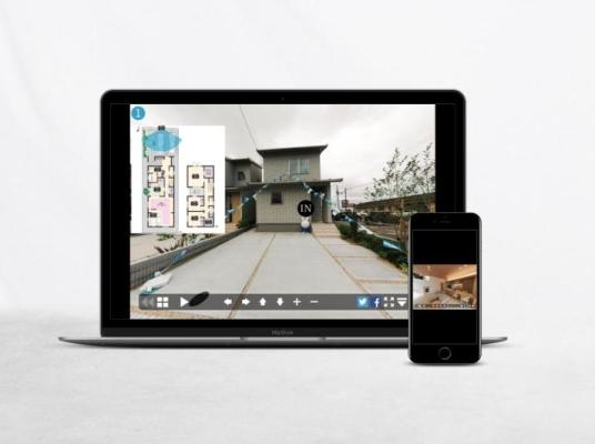 ミサワホーム北越様【建売物件紹介VRコンテンツ制作】