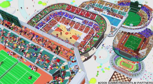 仮想世界のeスポーツ