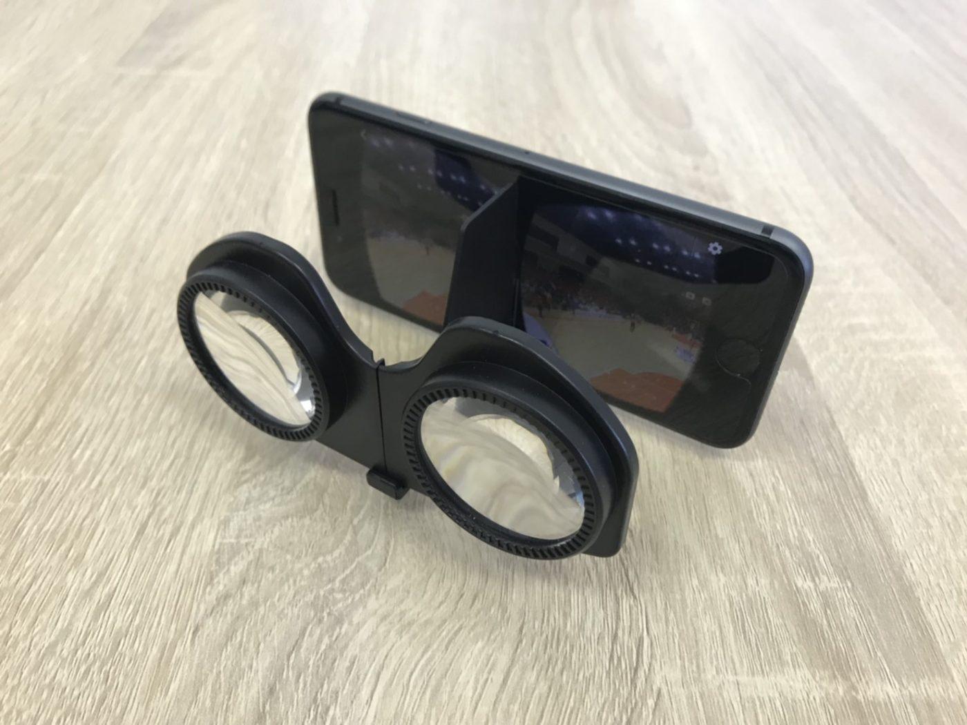 折り畳み式3Dメガネ