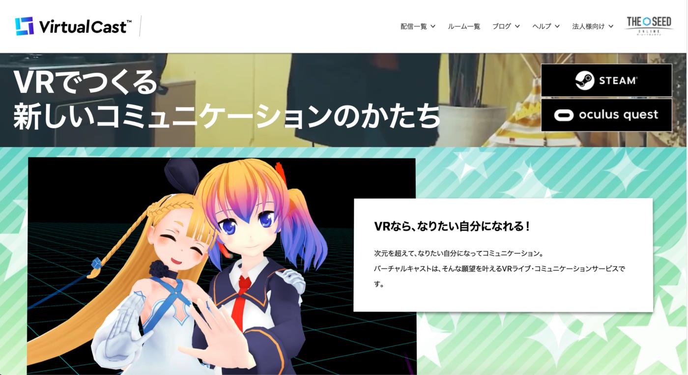Virtual Cast