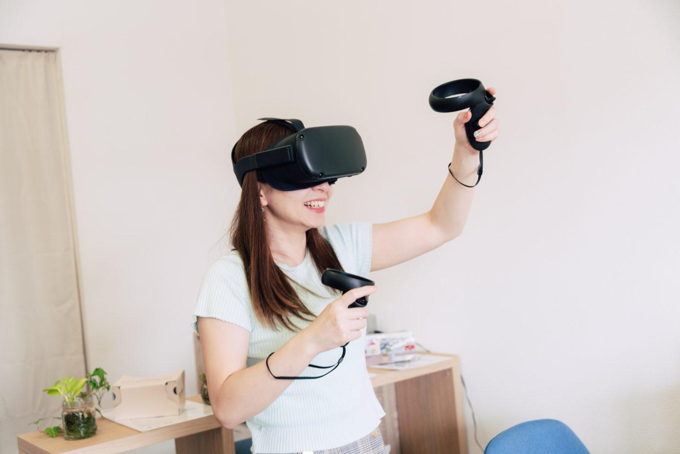 Oculus Questイメージ