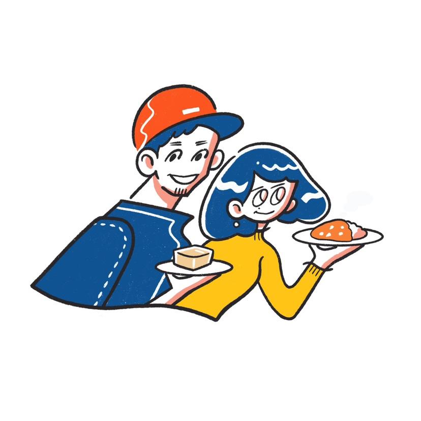 石本商店 キャラクター