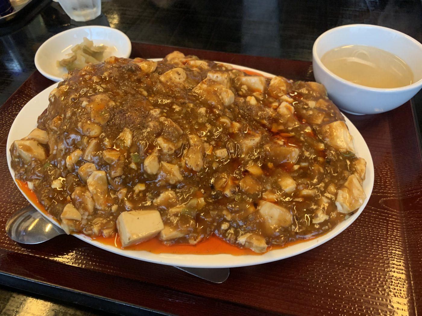 中華食道 真 真麻飯