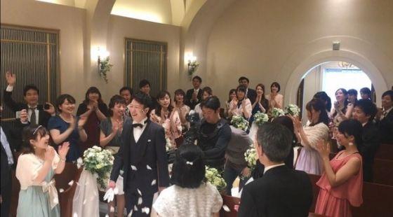 VRで結婚式を体験