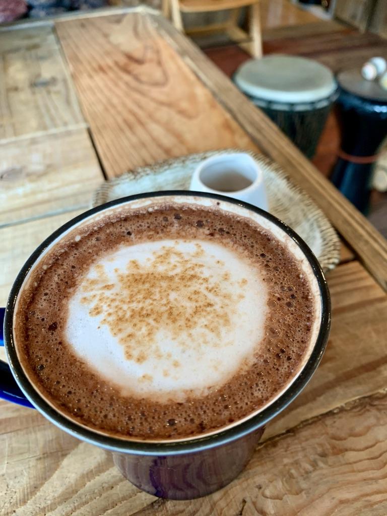 チャロコーヒーのラムココア